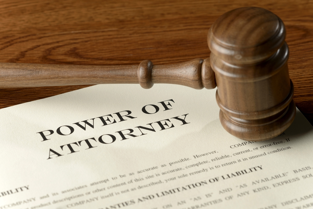 Photo of Various Types of Power of Attorney